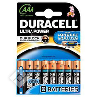 DURACELL AAA/LR03 UP X8