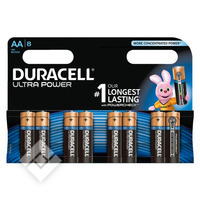 DURACELL AA/LR06 UP X8