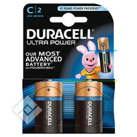 DURACELL C/LR14 UP X2
