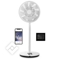 DUUX DXCF13 WHISPER FLEX SMART FAN WHITE + DOCK & BATTERY PACK