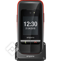 EMPORIA ONE BLACK RED