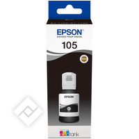 EPSON 105 ECOTANK PIGMENT BLACK INK BOTTLE