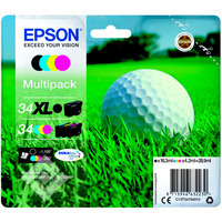EPSON 34XL PACK (T3479)