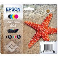 EPSON 603 PACK X4