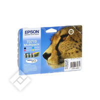 EPSON C13T071540 PACK X4 T0715