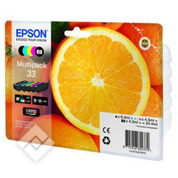 EPSON PACK ORANGE T3337 5 COLOR