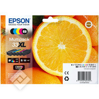 EPSON PACK ORANGE T3357XL