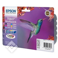 EPSON T0807 PACKX6 C13T08074021