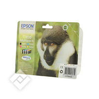 EPSON T10895 PACK BL+3COL