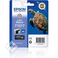 EPSON T1577 LIGHT BLACK