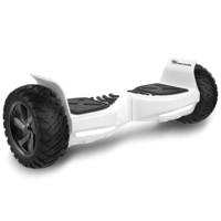 EVERCROSS EVERCROSS HOVERBOARD SUV HUMMER GYROPODE TOUT TERRAIN BLUETOOTH APPLICATION BLANC