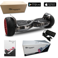 EVERCROSS CHALLENGER GT HOVERBOARD HUMMER GYROPODE 8.5 POUCES