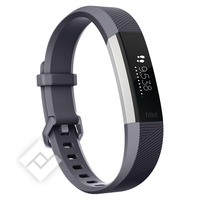 FITBIT ALTA HR LARGE BLUE GREY