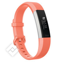 FITBIT ALTA HR LARGE CORAL