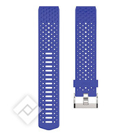 FITBIT CHARGE HR 2 ACCESSORY SPORT BRACELET - BLUE - LARGE