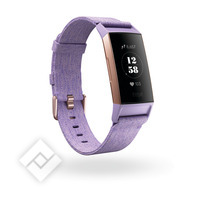 FITBIT CHARGE 3 SE LAVENDER WOVEN
