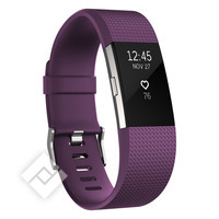 FITBIT CHARGE 2 PLUM LARGE