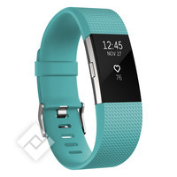 FITBIT CHARGE 2 TURQUOISE SMALL