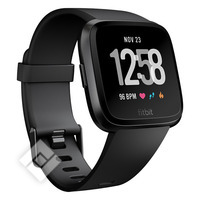 FITBIT VERSA WATCH BLACK - BLACK ALU