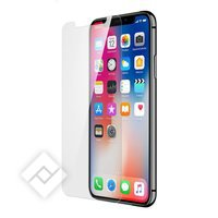 FORCE GLASS Film iPhone X / XS Protection Verre Trempé ForceGlass Garanti à Vie