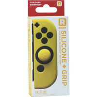 FR-TEC JOY CON SILICONE SKIN + GRIP - RIGHT - YELLOW VOOR NINTENDO SWITCH