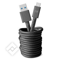 FRESH ÂN REBEL CABLE USB C  3M CONCRET