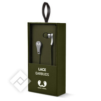 FRESH ÂN REBEL LACE EARBUDS ARMY