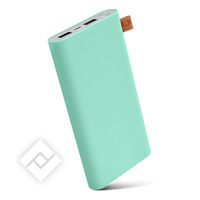 FRESH ´N REBEL POWERBANK 12000 mAH Peppermint