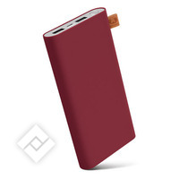 FRESH ´N REBEL POWERBANK 12000 MAH RUBY