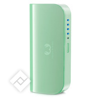 FRESH ´N REBEL POWERBANK 5200 2PORT PEP