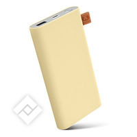 FRESH ´N REBEL POWERBANK 6000 MAH BUTTERCUP