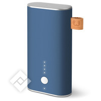 FRESH ´N REBEL POWERBANK 6000MAH INDIGO