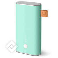 FRESH ´N REBEL POWERBANK 6000MAH PEPPERM
