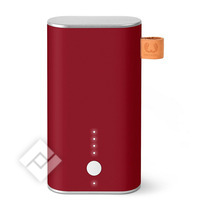 FRESH ´N REBEL POWERBANK 6000MAH RUBY