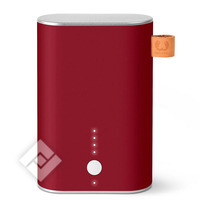 FRESH ´N REBEL POWERBANK 9000MAH RUBY