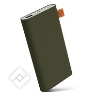 FRESH ´N REBEL POWERBANK ARMY 6000 MAH