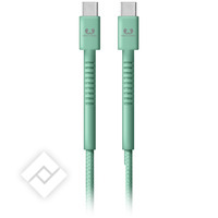 FRESH ÂN REBEL USB-C-USB-C 3M MISTY MINT