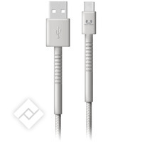 FRESH ÂN REBEL USB-USB-C 3.0M ICE GREY