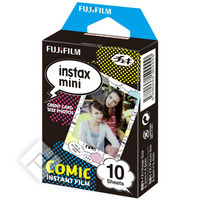 FUJIFILM FILM INSTAX MINI COMIC X10