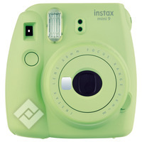 FUJIFILM INSTAX MINI 9 GREEN