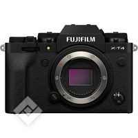 FUJIFILM XT4 BODY BLACK