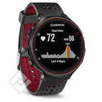 GARMIN FORERUNNER 235 BLACK/RED, Montre connectée / Activity tracker