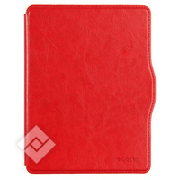 GECKO WATERPROOF SLIMFIT COVER KOBO AURA H2O 2ND EDITION RED