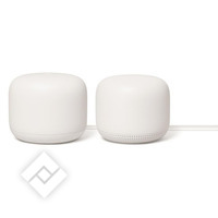 GOOGLE NEST WIFI ROUTER + POINT DUO PACK (GA00822)