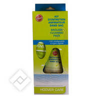 Andere accessoires stofzuiger BAGLESS CLEANING PACK