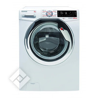 HOOVER DWT 413 AH1S Dynamic WiFi, Wasmachine