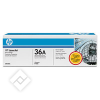 HP CB436A/BLACK TONER