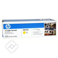 HP CB542A YELLOW