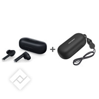 HUAWEI FREEBUDS 3i BLACK + CASE