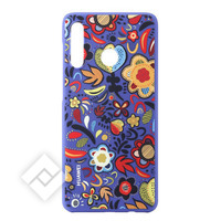 HUAWEI COVER FLORAL BLUE P30 LITE
